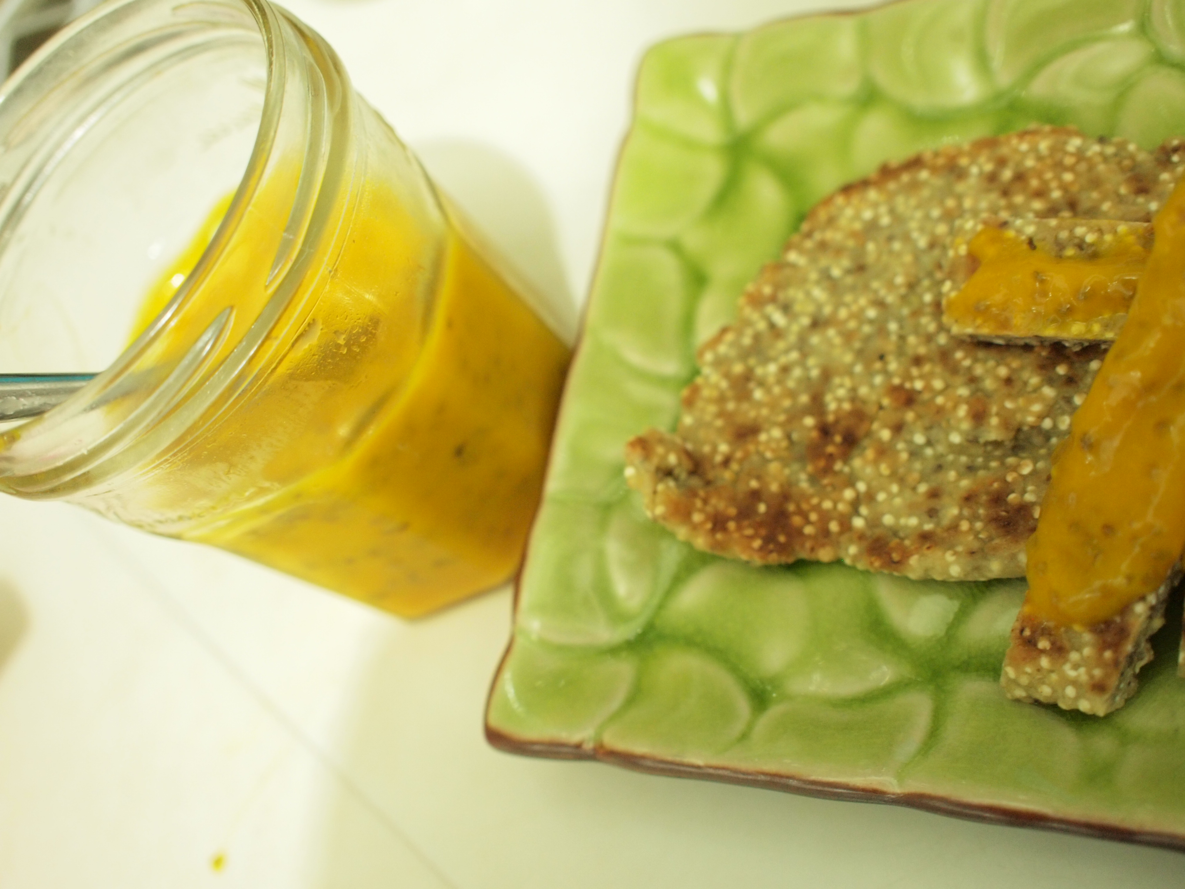 Raw Mango Jam | LoulaNatural